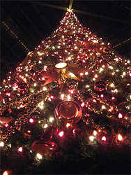 クリスマスツリー[@FX]